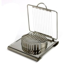 Metal Cheese Slicer, Stainless Steel Best Soft 12 Slices Cheese Sliced - $31.99