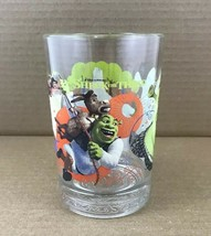 "Shrek The Third McDonald's Collectors Glass  12 Oz 5"" Tall Dreamworks Sh... - $7.01"