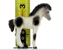 Hagen Renaker Miniature Horse Pony Pinto Colt Ceramic Figurine Boxed image 2