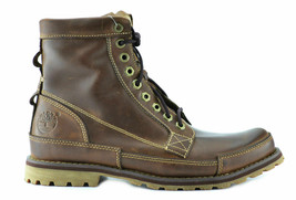 Timberland Earthkeepers Original 6-Inch Burnished Men's Boots Red Brown ... - $159.95
