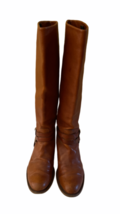 Ralph Lauren Collection Purple Label Equestrian Leather Tall Riding Boots 9.5 image 3