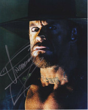 The Undertaker Signed Photo 8X10 Rp Autographed Wwf Wwe Wrestling - $19.99