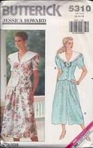 Butterick 5310 Misses' Top, Skirt & Split Skirt - $2.00