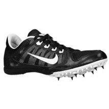 Nike Zoom Rival MD7 Unisex Track Running Racing Shoes 8.5 D(M) US Black/... - $50.49
