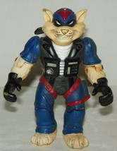 Swat Kats T Bone 6 Inch Action Figure by Remco ... - $23.36