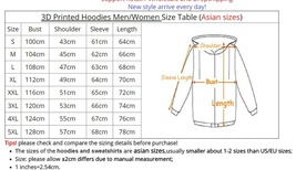 UNION JACK 3d Print HOODIE With Pocket Fashion Clothing Jumper Outfits Tops Hood image 3