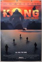 King Kong Skull Island - original DS movie poster - 27x40 D/S FINAL - $29.00