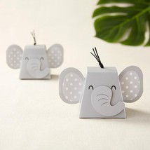 Elephant Favor Box (Set of 12)  - $21.99