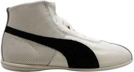 Puma Eskiva Mid Whisper White/Black 361010 02 Women's SZ 10 - $55.41