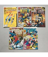 Lot of 10 Wolverine (1988 1st Series) from #50-156 VF-NM Near Mint - $33.66