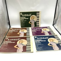 Vintage Bundle of 5 Kimball Instant Entertainer Library Music Books - $19.75