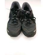Mens Nike Dual Fusion X2 Running Shoes Black/White 819316-001 Size Size 7 - $26.08
