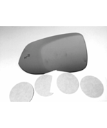 Fits 13-18 Toy Rav4, 14-17 Highlander Left Driver Mirror Glass Lens w/Bl... - $30.58