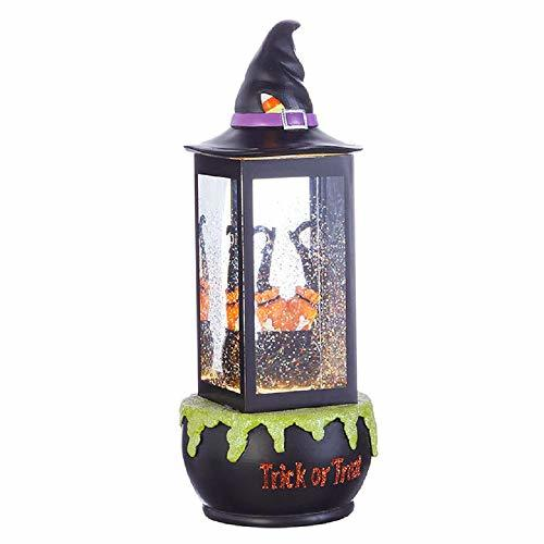 "Primary image for Raz Imports Holiday Water Lanterns 13"" Cauldron Water Lantern"