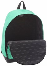 WeSC We are Superlative Conspiracy Cullen Chlorophyll Green Backpack School Bag image 2