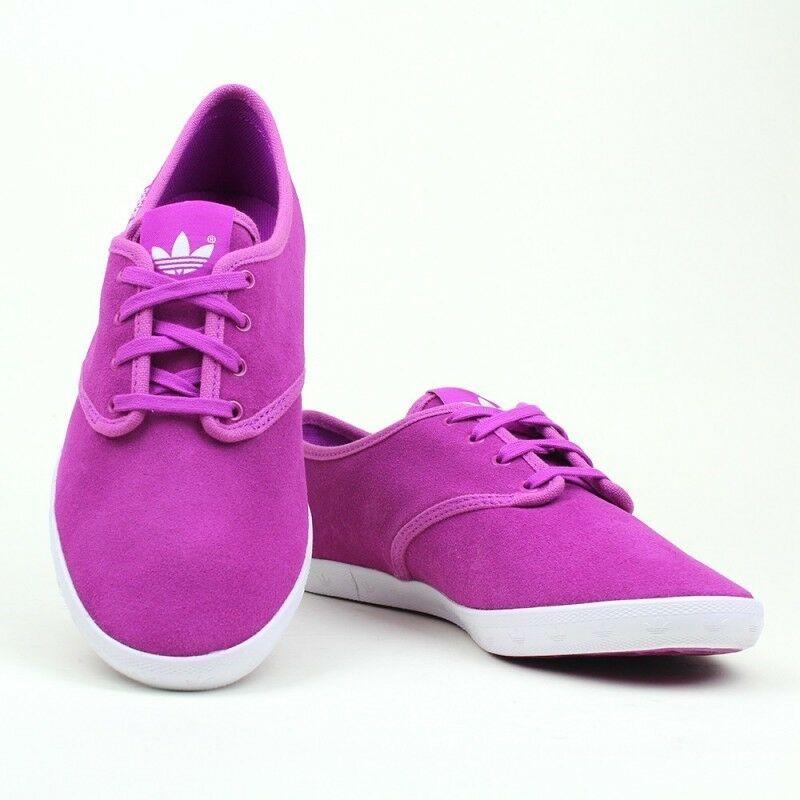 Adidas Originaux Femmes Adria Ps Baskets Femmes Chaussures Tennis - Vif Rose image 8