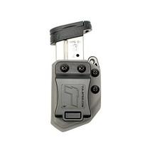 Tulster Universal 9mm/.40 Single Stack Mag Carrier Echo Carrier IWB/OWB Dark Gre