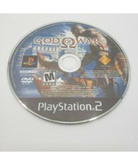 God of War - Greatest Hits (Sony PlayStation 2, PS2) Disc Only - $10.79