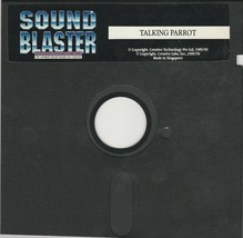 Sound Blaster ~ Talking Parrot by Creative Technology ~ 1990 - $30.77