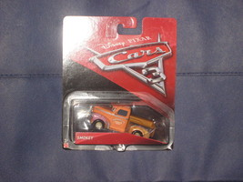 NEW DISNEY PIXAR CARS 3 CAR  SMOKEY. Brand New. - $16.49
