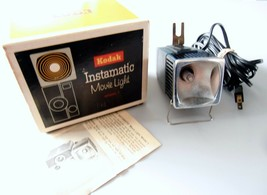 Vintage Kodak Instamatic Movie Light Model 1 No D375 - $11.88