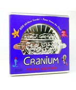 Cranium Primo Edition Board Game Collectors Tin Open Box with Sealed Contents - £21.45 GBP