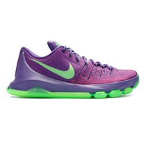 Nike KD 8 Suit VIII Purple Green Kevin Durant Mens Basketball Shoes 7493... - $104.95