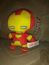 "Good Stuff Marvel Avengers Assemble Iron Man Plush 6"" NWT 2017 All Ages Stuffed - $14.85"