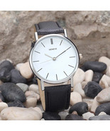 Watches Dress Luxury Leather Band Quartz Wrist Watch - $16.99