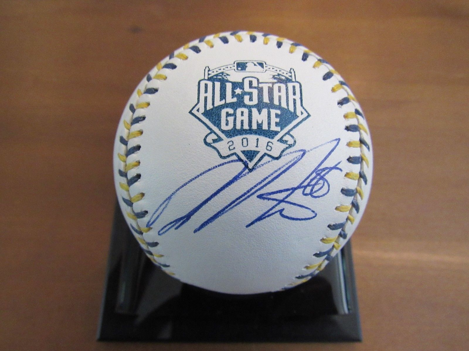Primary image for DELLIN BETANCES 2016 ALL-STAR YANKEES SIGNED AUTO 2016 ALL-STAR BASEBALL JSA