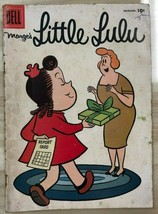 Marge's LITTLE LULU #114 (1957) Dell Comics VG/VG+ - $9.89