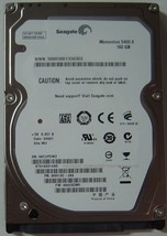 "New Seagate - 160GB SATA-300 2.5"" Hard Drive Seagate ST9160314AS Free US Ship"