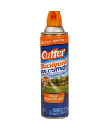 Spectracide Cutter Backyard Bug Control Outdoor Fogger 16 Oz 071121957047 - $22.84