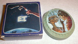 E.T.  Extra Terrestrial movie Decal bath Soap 1982  Box  Avon - $14.00