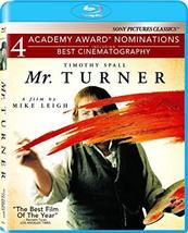 Mr. Turner  (Blu-ray)