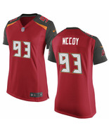 NIKE NFL Tampa Bay Buccaneers Gerald McCoy #93 Women On Field XL Jersey NWT $100 - $52.33