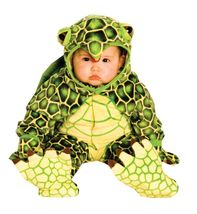 Plush Turtle , Infants Costume , Size 6 to 12 MONTHS , Free Shipping - $35.00