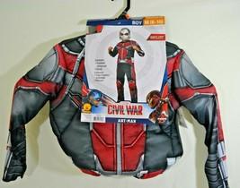 Boy's Halloween Costume ANT MAN Civil War Marvel Rubies Medium 8/10 NEW - $19.99