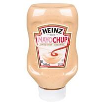6 x Bottle Heinz Mayochup Sauce 560ml Each -ALWAYS FRESH From Canada -Fa... - $59.15