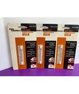 (3) 250 watt Quartz Halogen Bulb L-250-025 Outdoor Portable Lights 2000 ... - $8.59