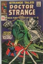 Strange Tales #166 ORIGINAL Vintage 1968 Marvel Comics Dr Strange Voltorg - $24.74