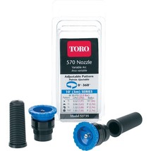 Toro Irrigation 53735 Sprinkler Replacement Nozzle-10 ADJUSTABLE NOZZLE - $9.72