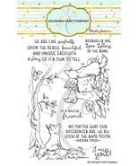"Colorado Craft Company Clear Stamps 4""X6""-A Fox's Life-By Anita Jeram - $19.28"