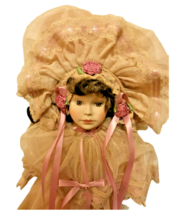 Porcelain Doll Elsie Massey Victorian Collectors Limited Edition 223/280... - $79.20