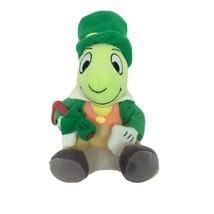 Disney Store Pinocchio Jiminy Cricket St Patricks Day Plush Stuffed Anim... - $19.80