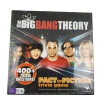 The Big Bang Theory Fact or Fiction Trivia Game - $24.95