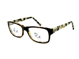 Ray Ban RB 5268 Unisex Eyeglasses Frame, 5676 Havana / Havana Beige. 52-17-135 - $59.35