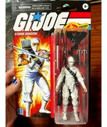 G.I. Joe: Baroness, Storm Shadow, Snake Eyes. 3.75in retro collection BU... - $82.45