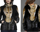 Men in black ii zipper hoodie women s  thumb155 crop