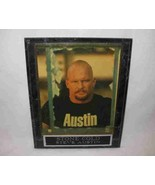 "8"" X 10"" World Wrestling Federation WWF Steve Austin Stone Cold Picture ... - $24.97"